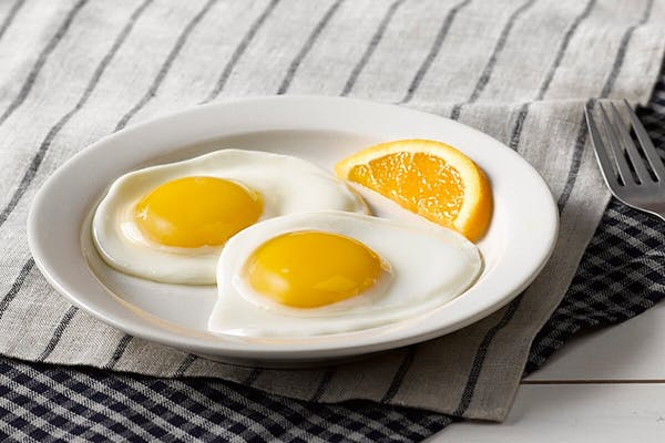 Two Eggs*, any way you like 'em