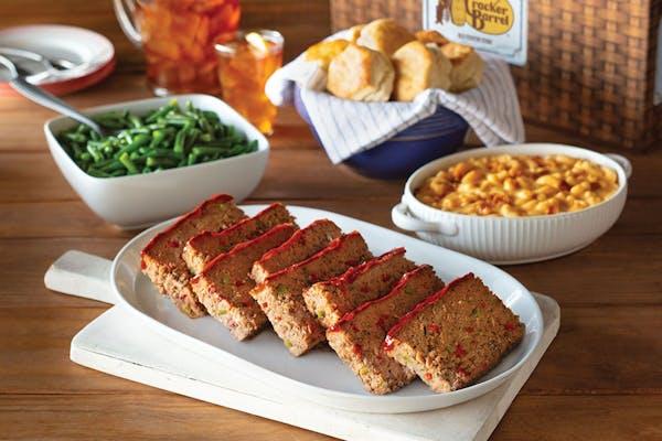 Scratch-Made Meatloaf Family Meal Basket