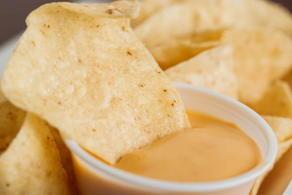 Chips & Side of Queso