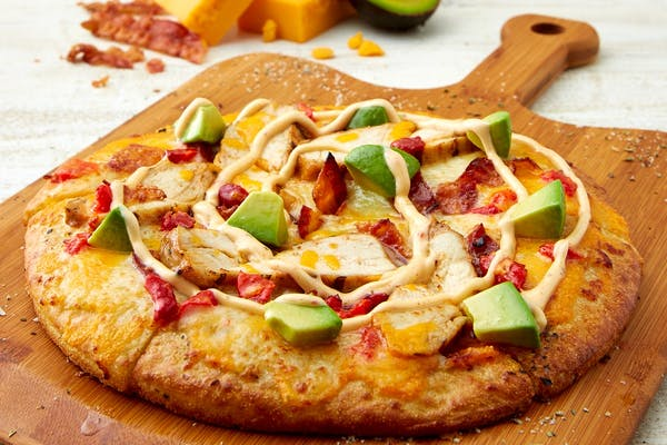 California Chicken Pizza