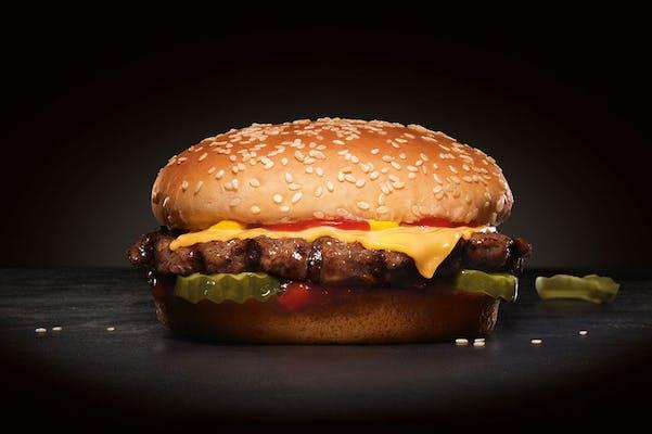 Small Cheeseburger