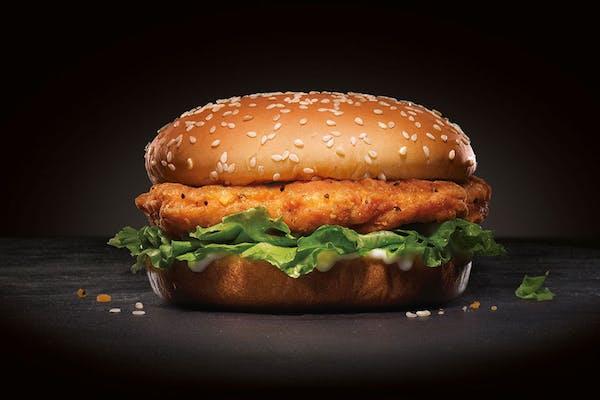 Spicy Chicken Fillet Sandwich