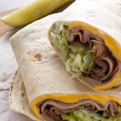 Build Your Own Wrap