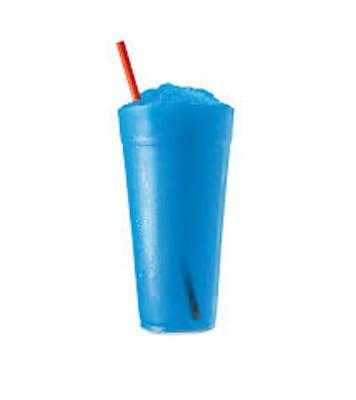 Frozen Blue Raspberry Lemonade