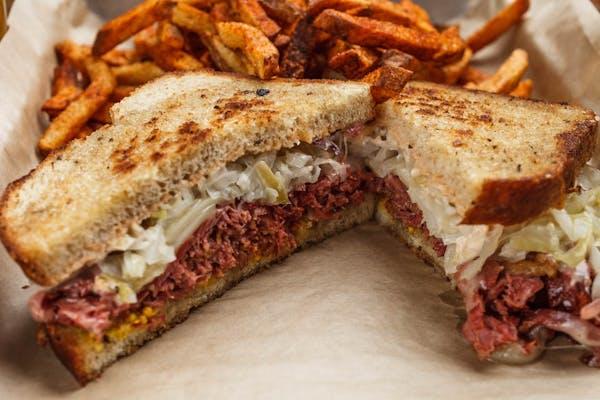 The Rueben Sandwich