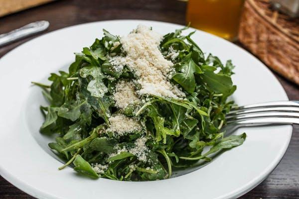 Shrimp & Arugula Salad