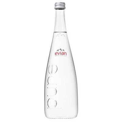 Evian Bottled Water (11.2 oz.)