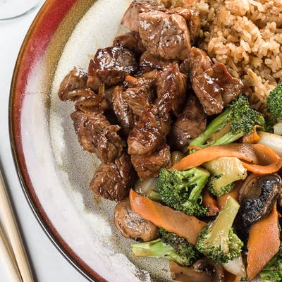 Steak Hibachi