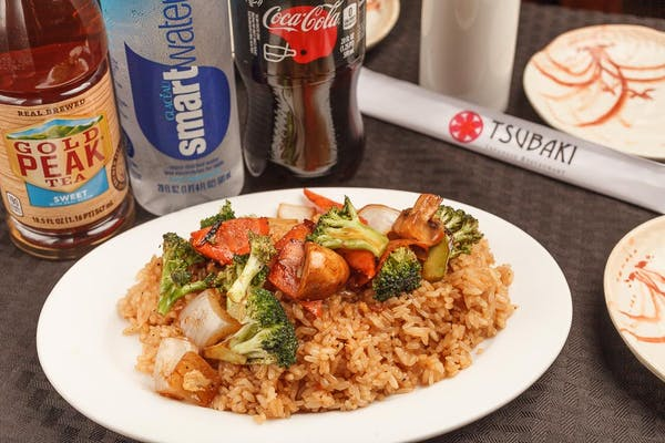 Dinner Fried Rice Coca-Cola Combo