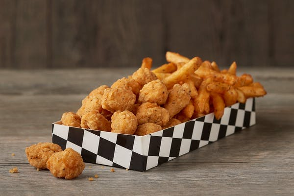 Chicken Bites & Fries Box