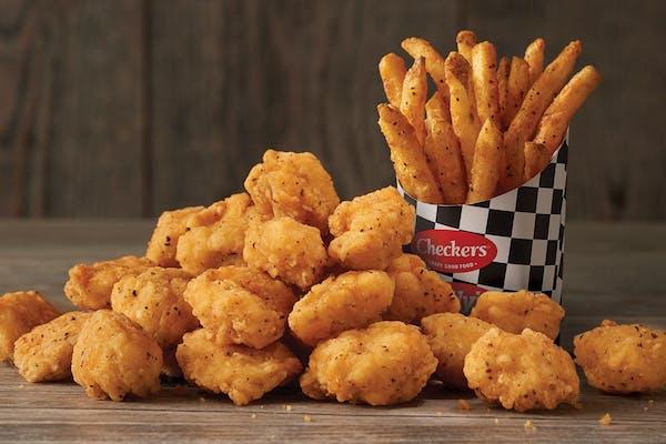 Half-Pound* Chicken Bites and Fries