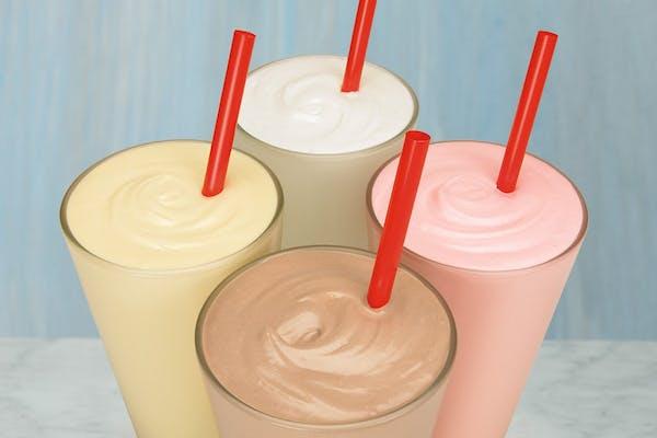 Classic Milkshakes