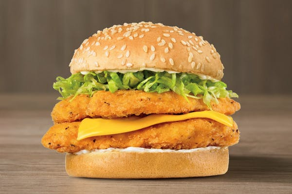 Spicy Chicken Double