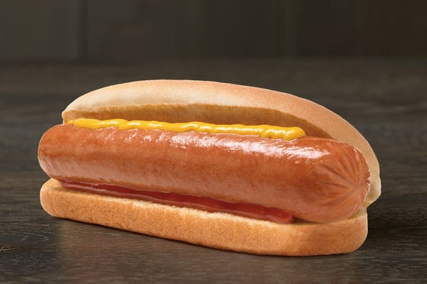 Grilled Hot Dog