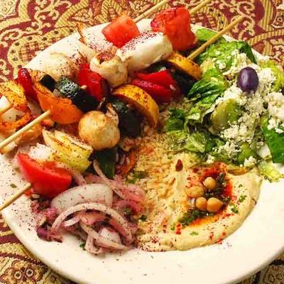 Vegetarian Kabobs