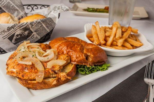 Elysian Chicken Sandwich