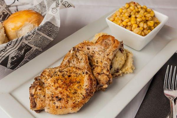 Pork Chop Plate