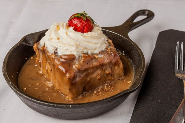Mrs. Cookie's Bread Pudding