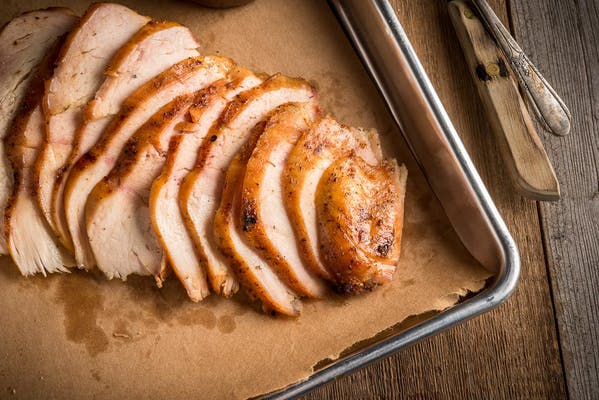 Barbecue Sliced Chicken by the Pound