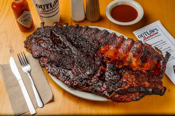 Barbecue Ribs by the Pound