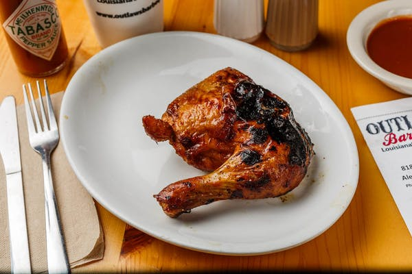 Kid's Barbecue Chicken