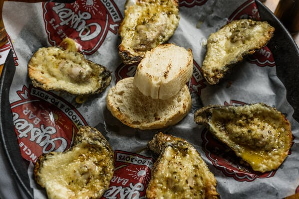 Nola Charbroiled Oysters
