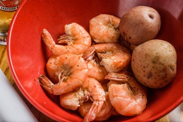 Large Boiled Shrimp