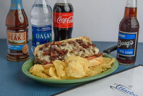 Biloxi Cheesesteak Coca-Cola Combo