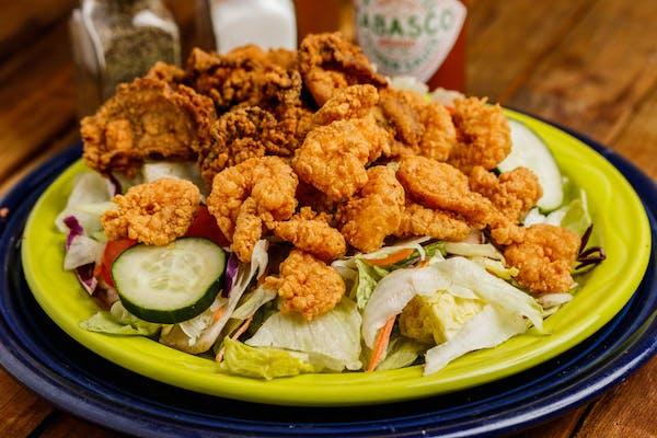 (½) Shrimp & (½) Oyster Salad
