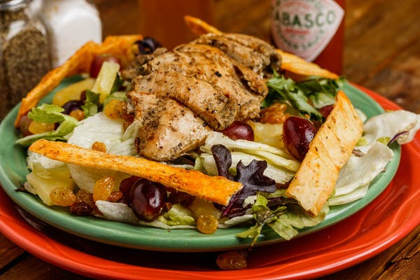 Key Lime Chicken Salad