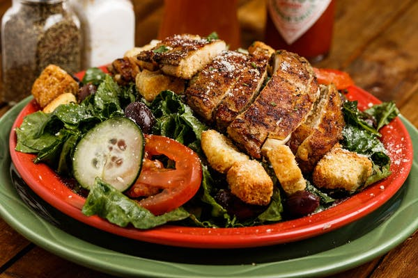 Grand Chicken Caesar Salad