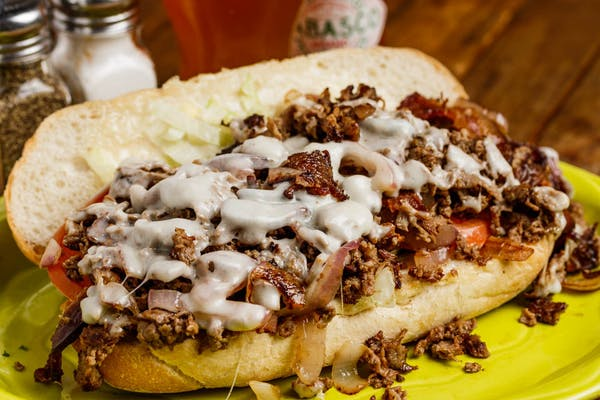 Biloxi Cheesesteak
