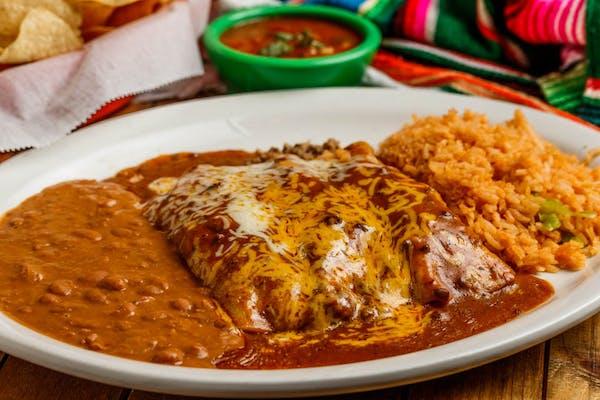 All American Enchiladas