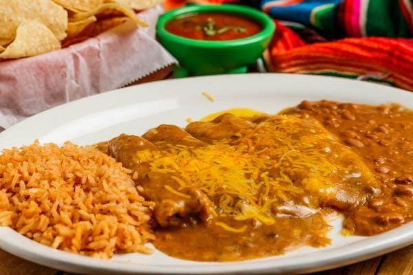 Enchiladas & Tamales