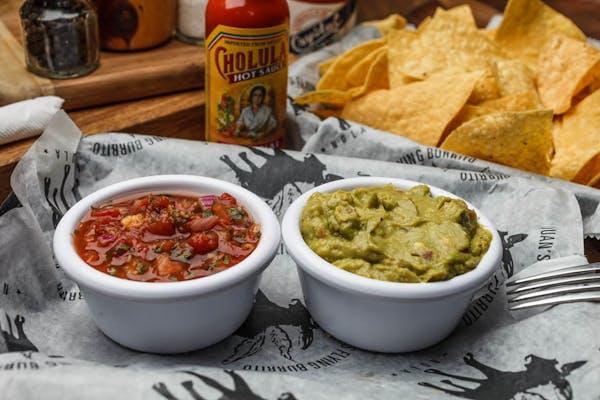 Chips, Salsa & Guacamole