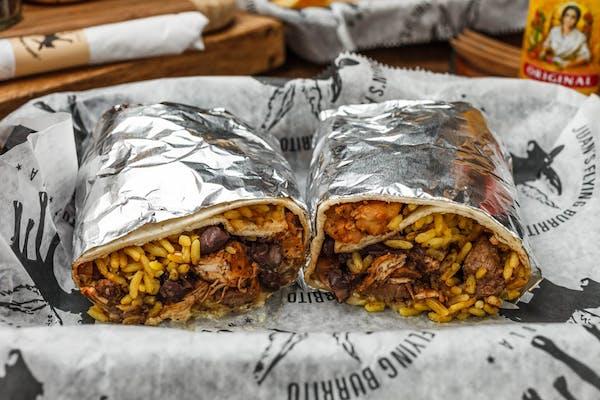 The Flying Burrito