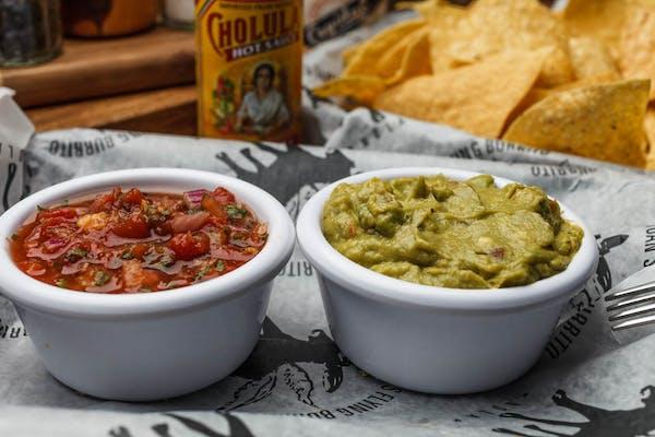 Chips, Salsa & Guac
