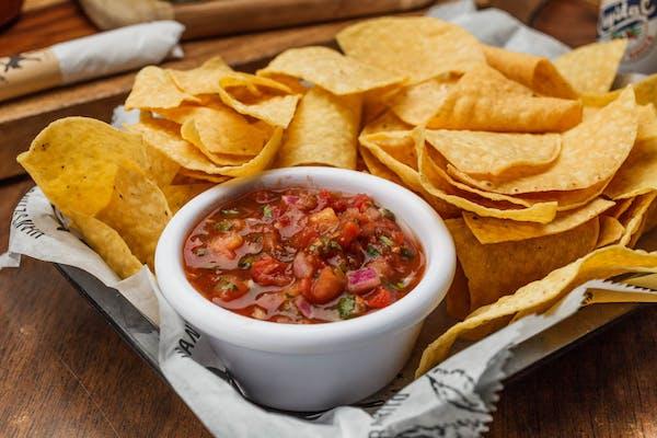 Chips & Salsa la Fonda