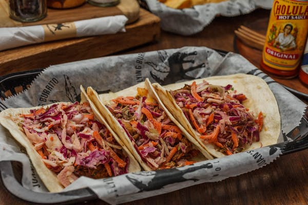 Pork & Slaw Tacos