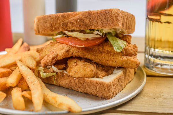 Southern fish Sandwich