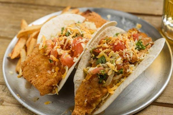 Southern fish Tacos
