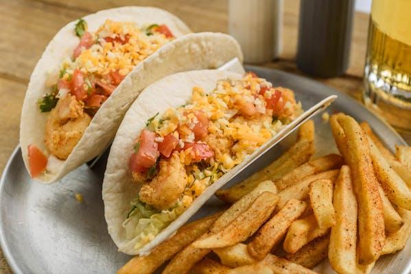 Southern Shrimp Tacos