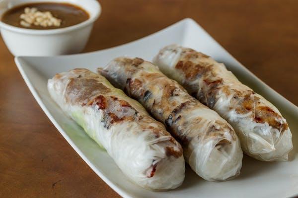 A4. Grilled Pork Rolls