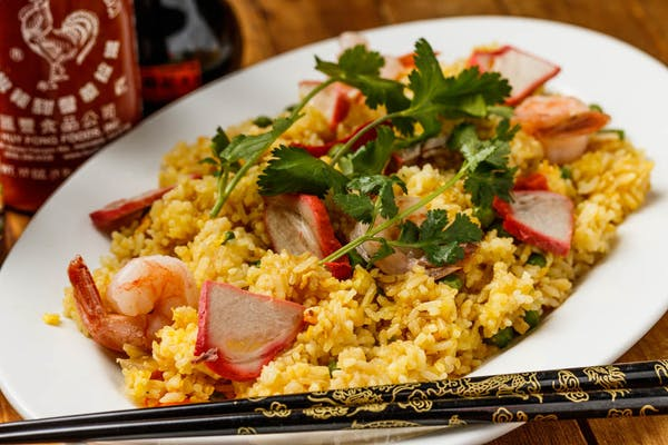 H7. House Special Fried Rice