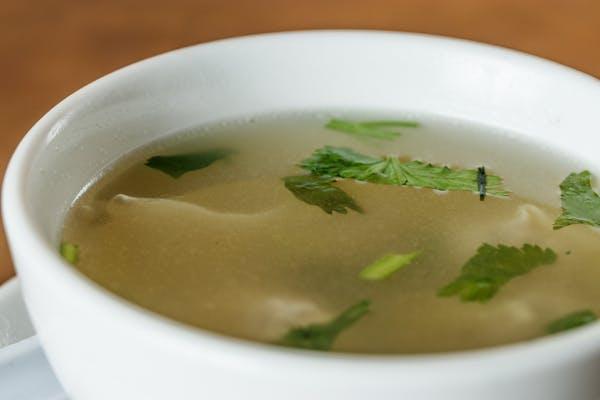 E8. Cup of Wonton Soup