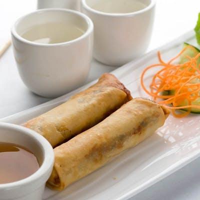 Saigon Chicken Egg Rolls