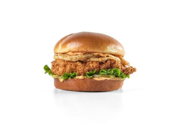 Cayenne Ranch Chicken Sandwich