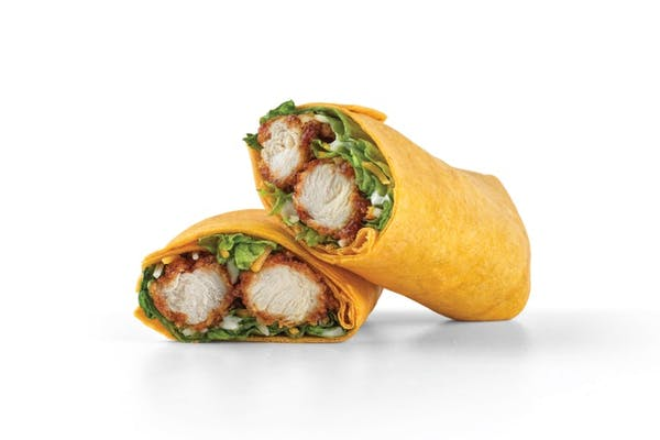 Smokey Cheddar Wrap