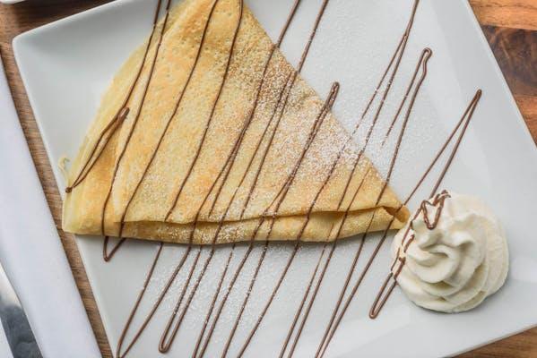 Nutella or Chocolate Crêpe