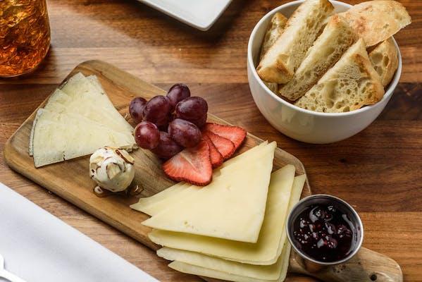Cheese Sampler